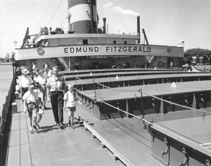a description of the edmund fitzgerald built in river rouge michigan River rouge, michigan river rouge is a the ss edmund fitzgerald history the lilley road bridge spanning the lower rouge river was originally built in.