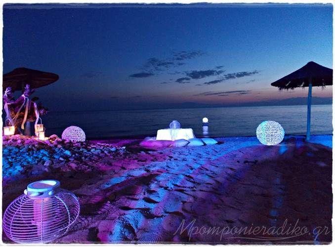 Στολισμός :: Στολισμός Γάμου :: Στολισμοί Γάμου sg019 wedding party decoration beach bar