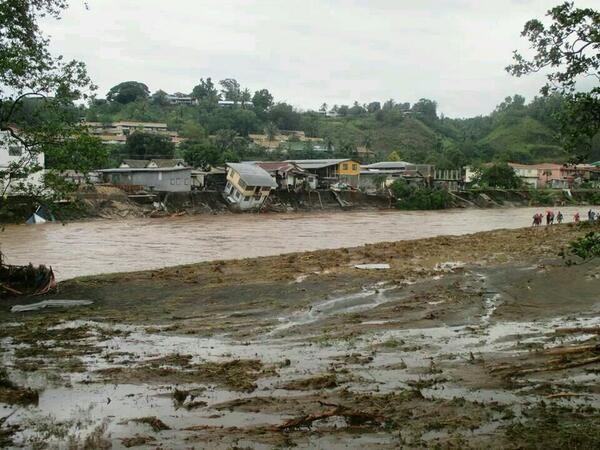 Solomon Islands Floods April