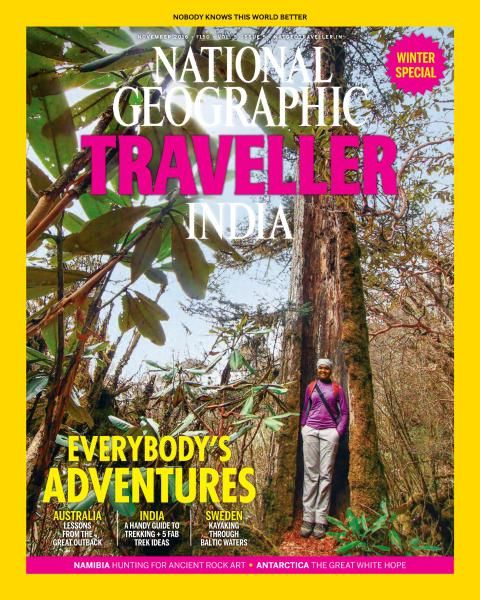 National Geographic Traveller India - November 2016