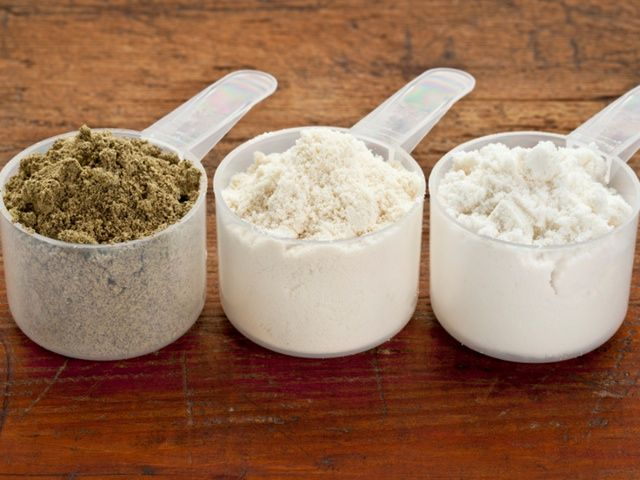 """Whey Protein vs. Soy Protein: Which is the Best Choice? With thousands of protein powders on the market it's hard to know which one to choose. Let me start by saying protein supplements are for """"supplementing"""" a diet that is … Read More"""