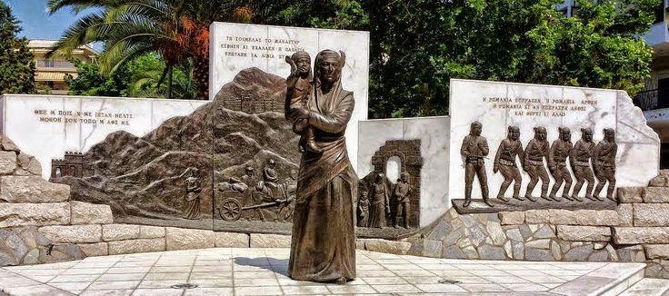 e-Pontos.gr: Αποκλειστικό: Μνημείο Γενοκτονίας κατασκευάζει ο Δ...