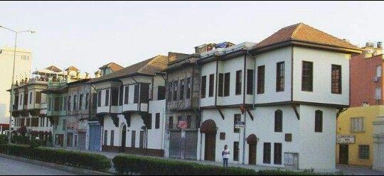 Tepebag evleri /Adana - Türkiye