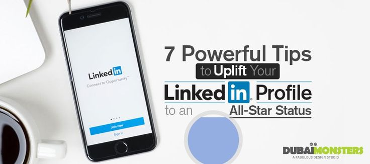 7 Powerful Tips to Uplift Your Linkedin Profile to an All-Star Status http://ift.tt/2A7PZdT