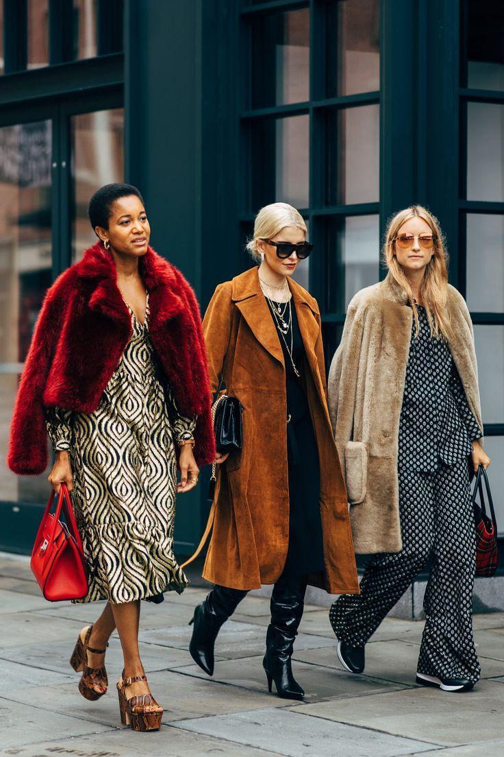 Fashion Week Street Style Is Here, So We've Got Like a ...