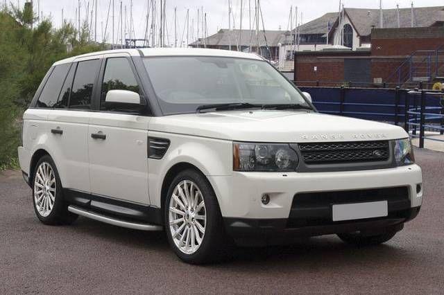 2012 Land Rover Range Rover Sport 3.0 Sdv6 SE 5Dr Auto | £39,000