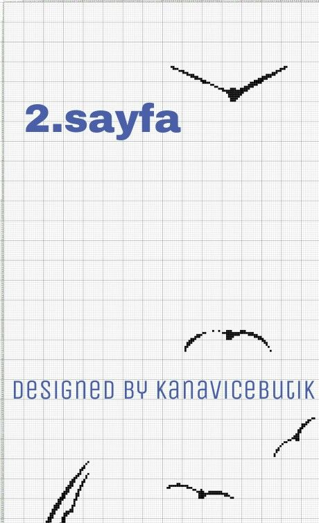 Designed by İnstagram:kanavicebutik Free pattern