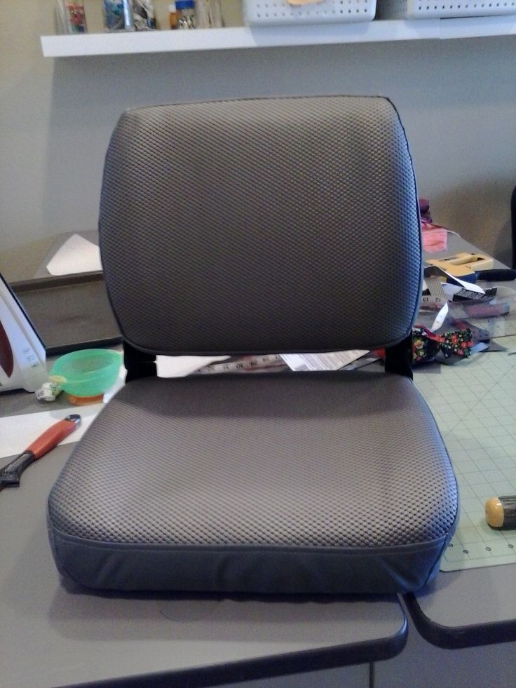 trailor wiring diagram 2000 chevy s10 vacuum reupholstered boat seat | things i've made pinterest seats