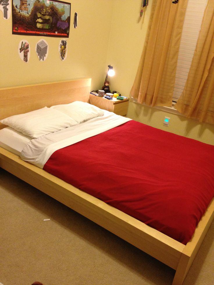 "D's ""Minecraft"" bed Minecraft my room!! Pinterest"