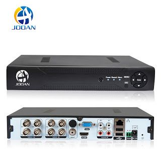 JOOAN 3104 4ch CCTV DVR Security system Full D1 H.264 HDMI p2p cloud Motion detecting remote phone Double stream Monitoring host (32258793210)  SEE MORE  #SuperDeals