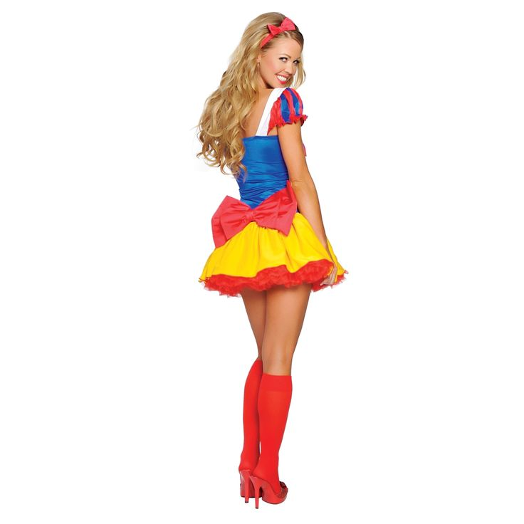 sexy halloween costumes | Sexy Halloween Costumes Snow White Princess Adult Women | eBay