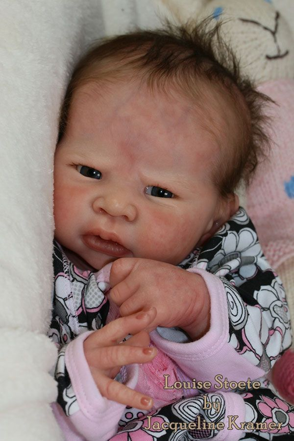 Louise by Adrie Stoete Mix & Match - Pre-Order - Online Store - City of Reborn Angels Supplier of Reborn Doll Kits and Supplies