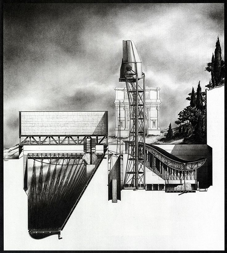 The drawings of the late Douglas Darden are some of my favorites.