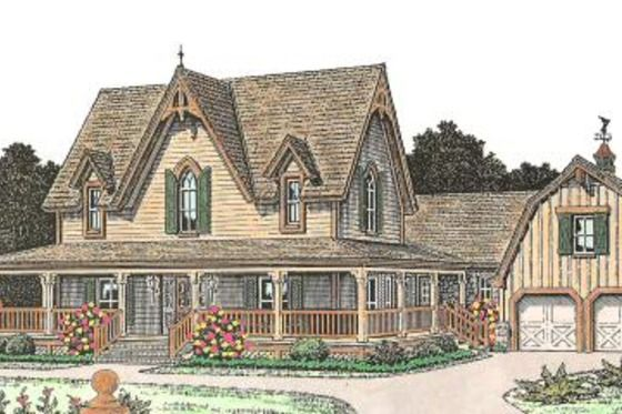 32 Best House Plans With Porches Images On Pinterest