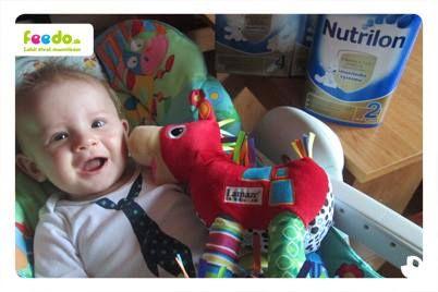 6-mesačný Matiáško veľmi ďakuje za kamaráta Ferda ;)