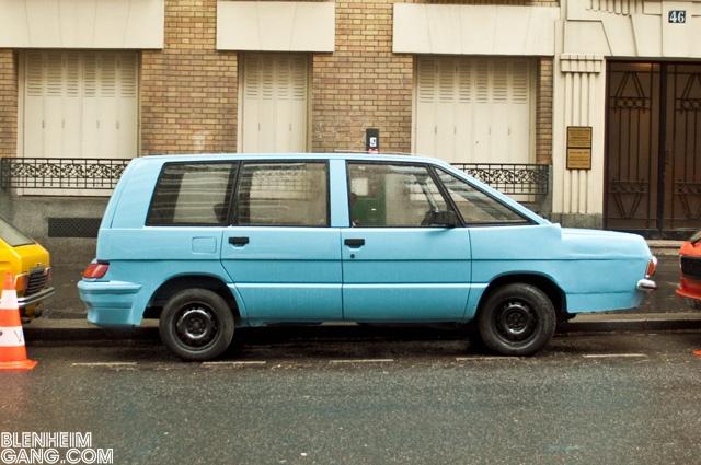 Michel Gondry car