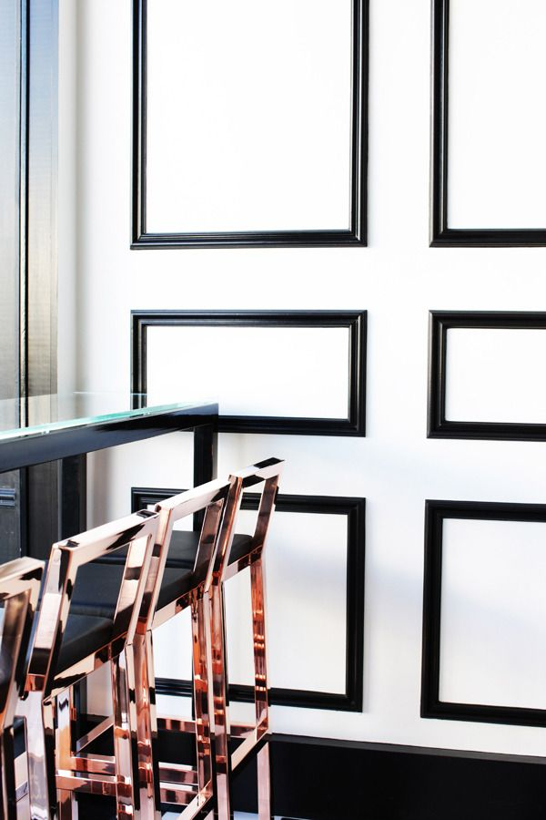 frame chairs by J. Marx Atelier