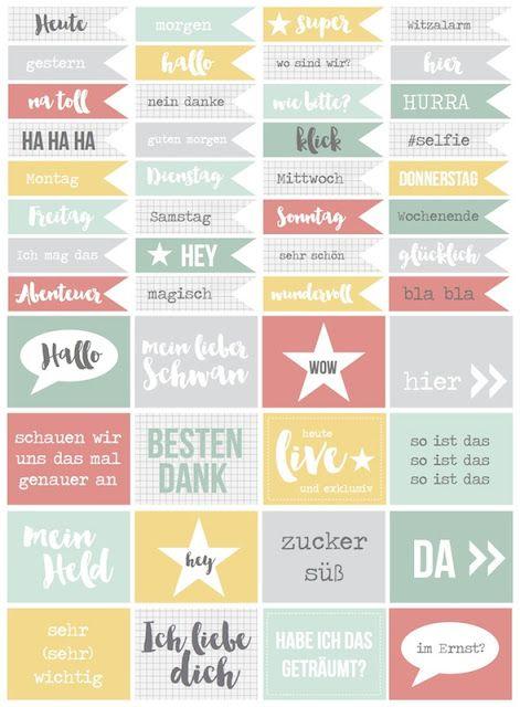 ... Ausdrucken auf Pinterest  Ausdrucken, Wochenplan Vorlage und