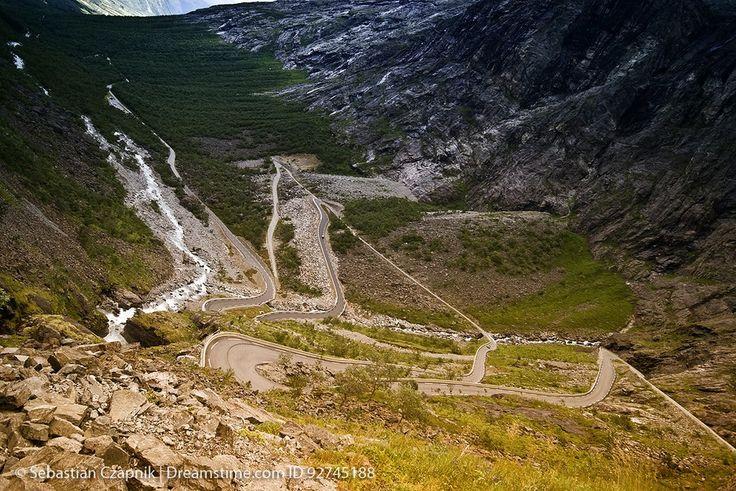 92745188 Trolls road, Norway.