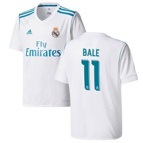 adidas Youth Real Madrid Bale #11 Jersey (Home 17/18): http://www.soccerevolution.com/store/products/ADI_41009_A.php