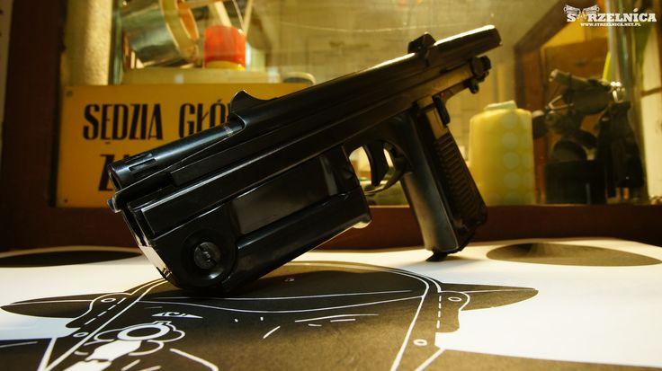 PM wz. 63 RAK  strzelnica   szkolenia   broń palna   prezent   adrenalina