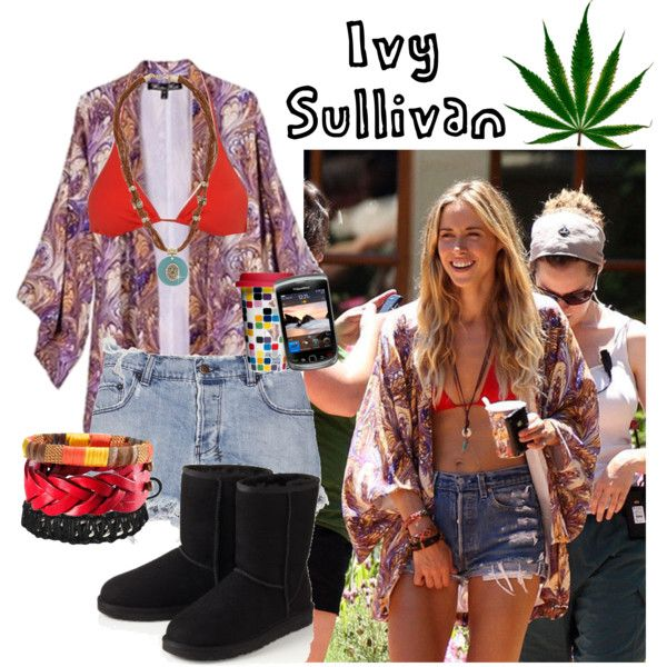 Ivy Sullivan's style 90210, created by giovanagambagorte.polyvore.com