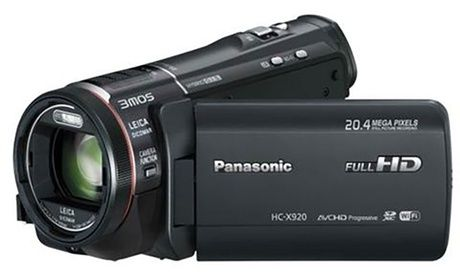 #Videocamera panasonic hc-x920 full hd a 619  ad Euro 619.00 in #Groupon #Products electronics1