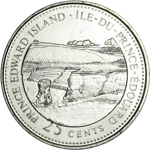 Canadian Coin Collection: Prince Edward Island 1992 - 125th Anniversary of Confederation