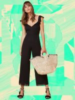 We Found The Only Jumpsuit You'll Ever Need #refinery29  http://www.refinery29.com/reformation-best-sellers-miri-jumpsuit#slide-1  Reformation Miri Jumpsuit, $248, available at Reformation....