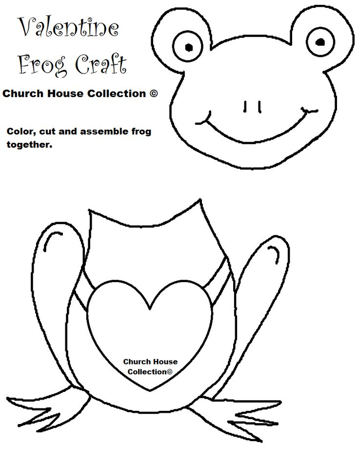 38 best FREE Valentine Template Pattern Cutouts images on Pinterest