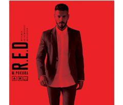 L'album RED de M. Pokora dans les bacs depuis hier !