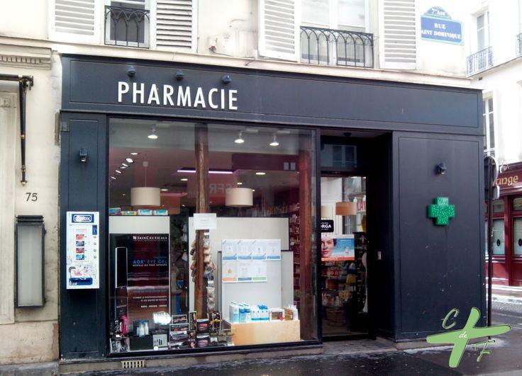 Oh là là!! Farmacias de París #Farmacéuticosporelmundo #farmacia…