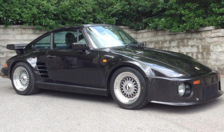 1980 Porsche 911 S Turbo Slant Nose Prototype For Sale