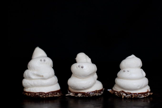 Meringues from 101cookbooks.com. Heidi's meringue recipe is near-flawless and never disappoints. Made this many times with great results.