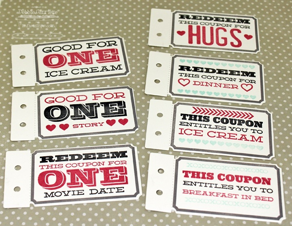 1000 images about coupons on pinterest valentines for Coupons for my boyfriend
