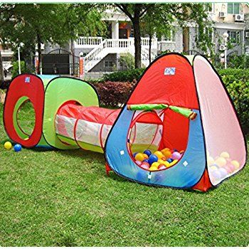 Kids Play Tent #tinyhouseproject