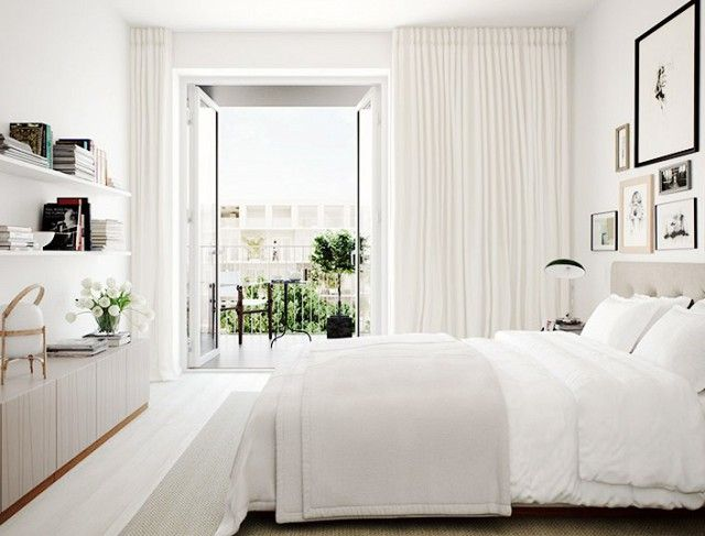An understated blanket folded imperfectly at the foot of the bed is a beautiful way to add subtle texture and warmth to your sleeping space. Casually fold your duvet back a third and drape a...