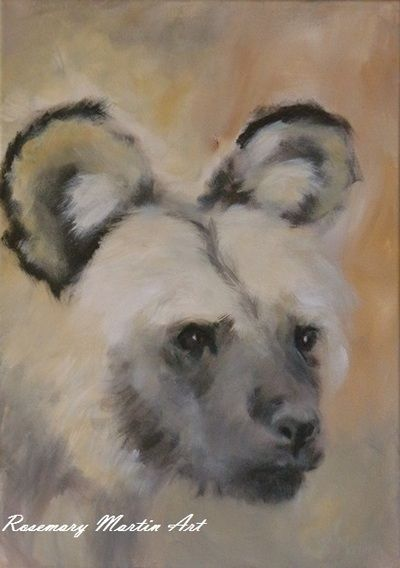 Wildlife Gallery - Art by Rosemary Martin