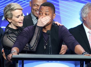 """The 2016 TCA Award winners included """"Mr. Robot,"""" """"Full Frontal with Samantha Bee"""" and """"The People v. O.J. Simpson,"""" which was…"""