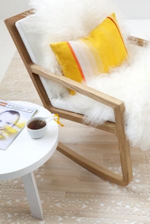 Yellow decor photos - Photo Trine Thorsen yellow pillow.png