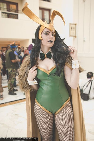 Loki in a bunny suit #cosplay at KatsuCon 2017, Photo by DTJAAAAM