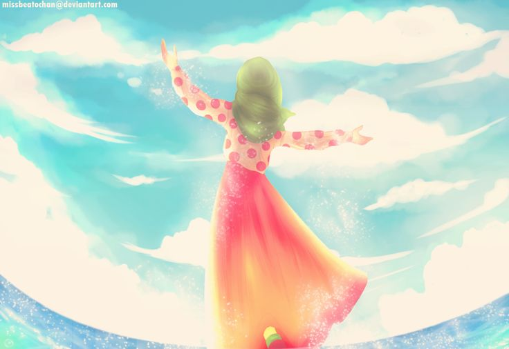 The Ocean's Breeze by MiSsBeatoChan.deviantart.com on @DeviantArt