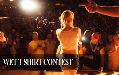 Wet Tee Shirt contest