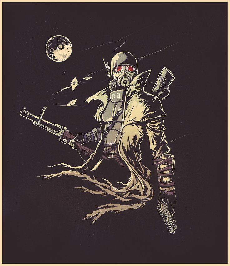 Fallout Ranger - Nick Visser