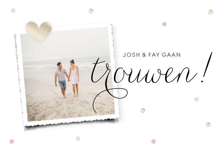 #romantisch #trouwkaart #trouwuitnodiging #trouwen #bruiloft #wedding #bruid #huwelijk #bruidspaar #loveshoot #zelfmaken