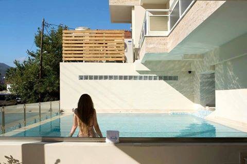 Affordable luxury at Grand TheoNi in Vassiliki