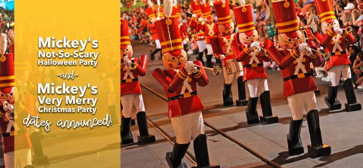 Halloween and Christmas Party Dates 2017 are ANNOUNCED! Click here to find out more!! -- Want to plan your dream Disney Vacation without the stress? Visit www.meandthemouse... and let their authorized agents help plan your magical vacation! #disney #world #Disneyland #Walt #florida #orlando #california #Mickey #Minnie #Vacation #trip #planning #planner #authorized #meandthemousetravel #halloween #party #mickeys #notsoscary #verymerry #Christmas #party #fun #tickets #dates #2017