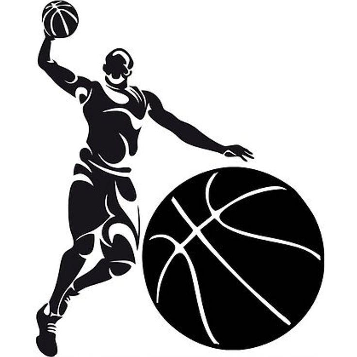 баскетболист картинки силуэты понравилось, как студентки