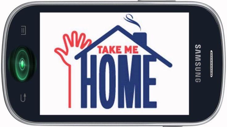 Fajny dzwonek na telefon komórkowy - Take Me Home