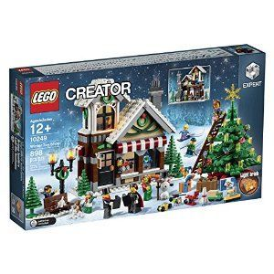 LEGO Creator Expert Winter Toy Shop 10249  Toys & Game